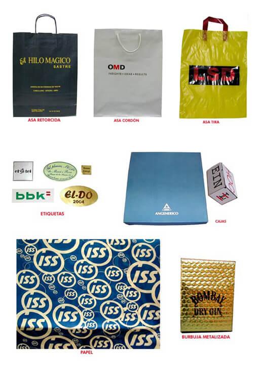 Bolsas personalizadas | La Bolsera
